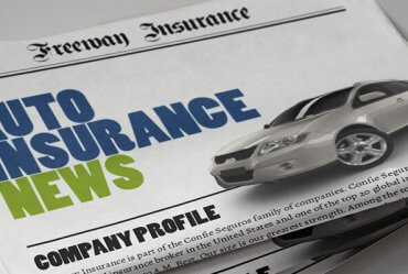 Image of a Auto Insurance News Week of June 23rd 2014