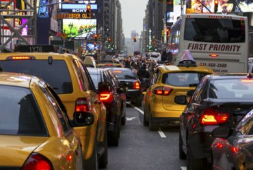 Image of a It's True – Americans Own More Cars – Drive More Miles Than Ever