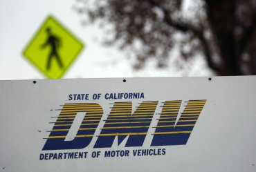Image of a California DMV Wait Times Slow Due to Driver's License Backlog