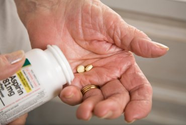 Image of a Another Use for Aspirin – Possible Boost to Cancer Therapy