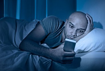 Image of a Is Daily Cellphone Use Ruining Your Sleep at Night?