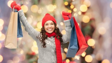 Image of How to Avoid a Holiday Spending Frenzy by Shopping on a Budget