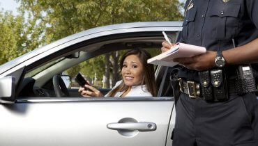 Image of Why Cops Have No Trouble Knowing You're Texting and Driving