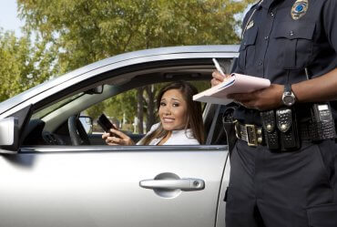 Image of a Why Cops Have No Trouble Knowing You're Texting and Driving