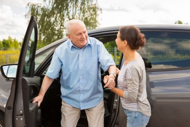Image of a Aging Parents: When Is It Time to Take the Keys Away?