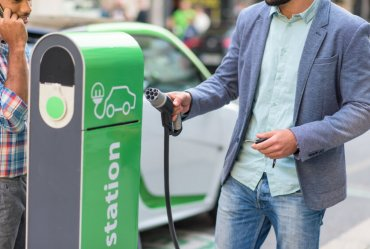 Image of a Netherlands to Allow Only Electric Vehicles on the Road by 2025