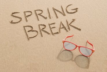 Image of a Taking a Spring Break Road Trip?