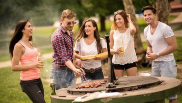 Image of 5 Backyard Barbecue Safety Tips for Families