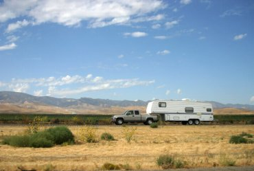 Image of a Traveling Down California This Month? Learn About RV Insurance