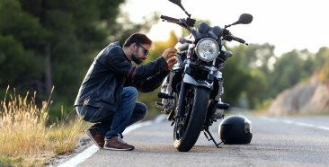 Image of a Motorcycle vs. Scooter: What's the Right Two-Wheeled Vehicle for You?