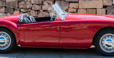Image of a Should I Insure My Classic Car With My Current Company?