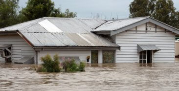 Image of a Which Items Are Typically Covered in a Flood, and Which Are Not?