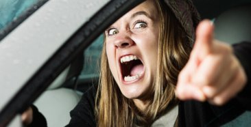 Image of a Tips to Avoid Aggressive Driving and Road Rage