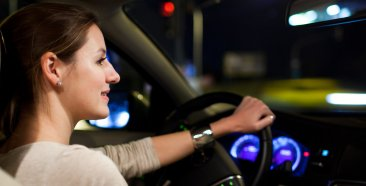 Image of a Driving at Night – The Dangers That Await You