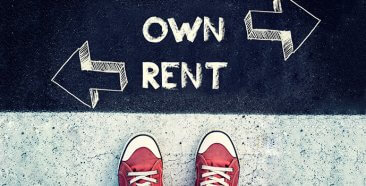 Image of a Home Shopping: Rent vs. Buy