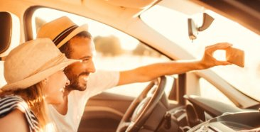 Image of a Taking Selfies While Driving Could Have Serious Consequences
