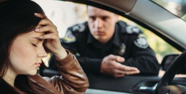 Image of a Suspended Driver's License? You May Need an SR-22
