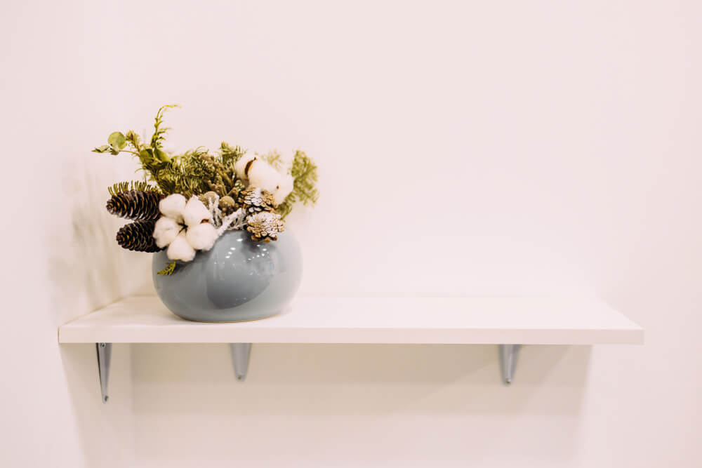 diy shelf home project stay home