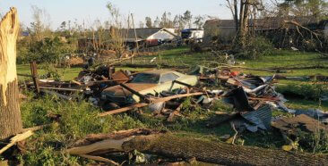 Image of What to Do After a Tornado?
