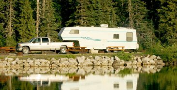 Image of a Everything You Need to Know About Fifth Wheel Campers