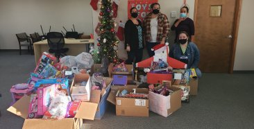 Image of Community Hero Highlight: Toys for Tots Donations