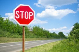 Stop Sign Goes back to 1915