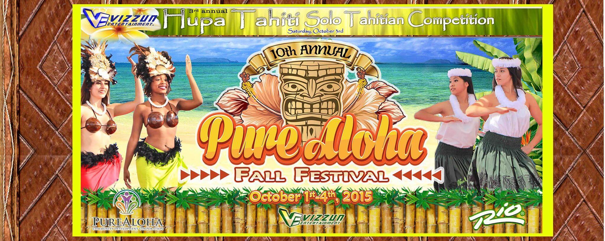 14th Annual Pure Aloha Festival