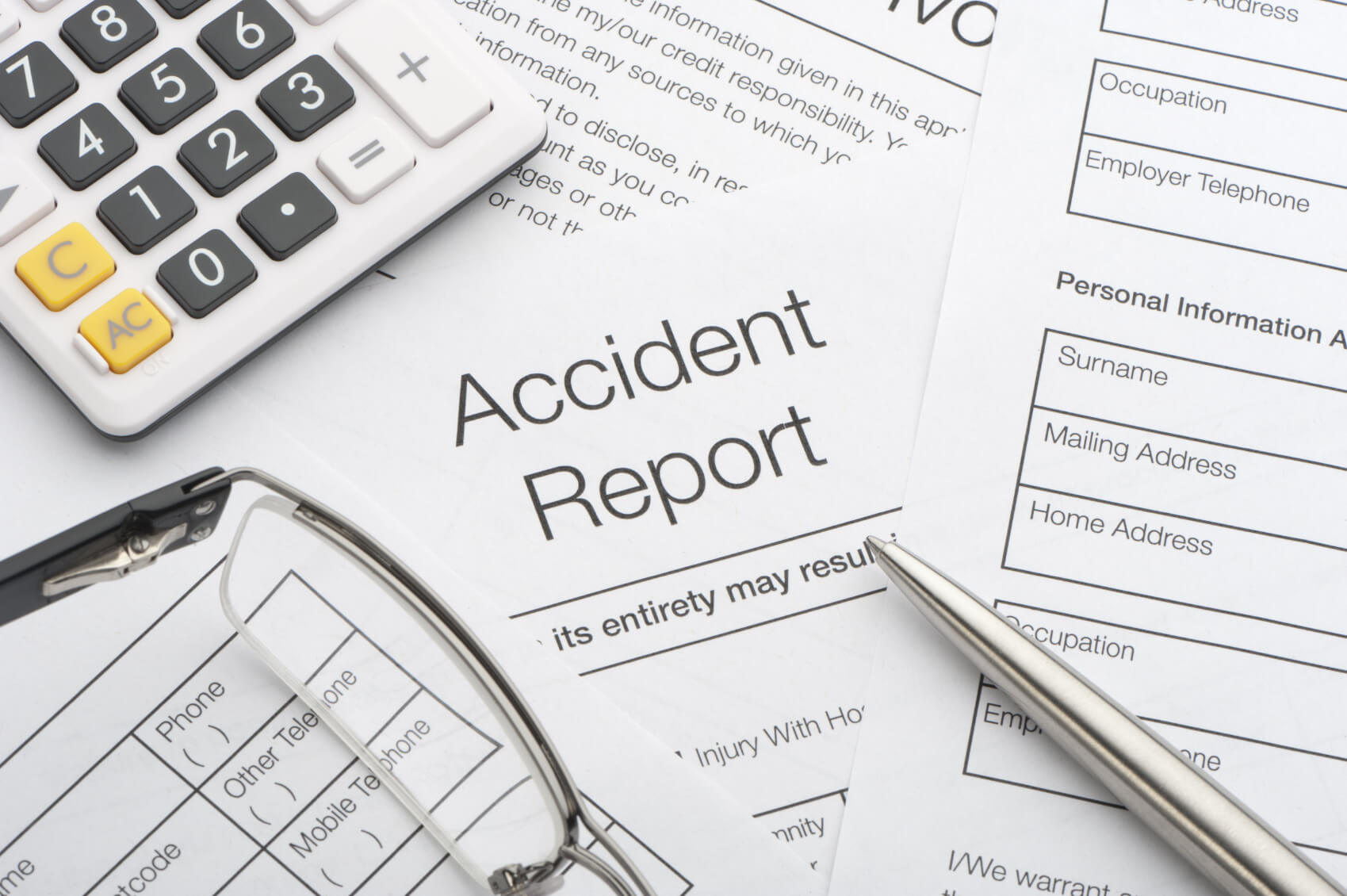 What Happens When A Car Accident Happens On Private Proerty